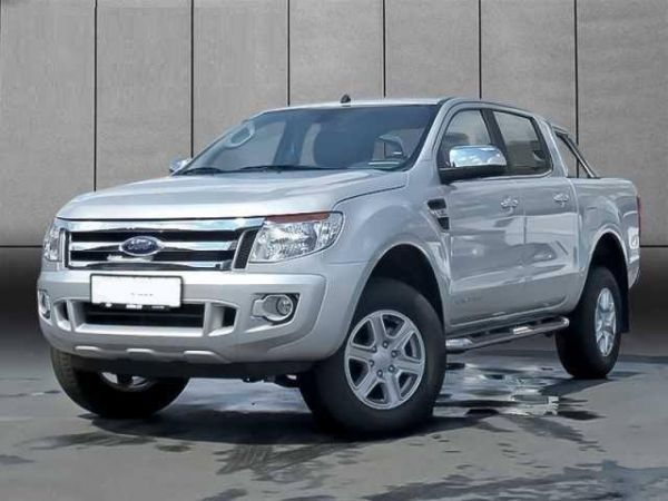 Ford Ranger 4x4 Dble Cabine Tdci