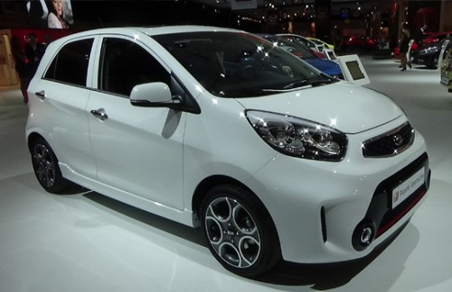 Kia Picanto Safety Bva