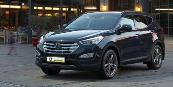 Hyundai Santa Fe 2.2  4x4 Crdi 7 Places  Bva