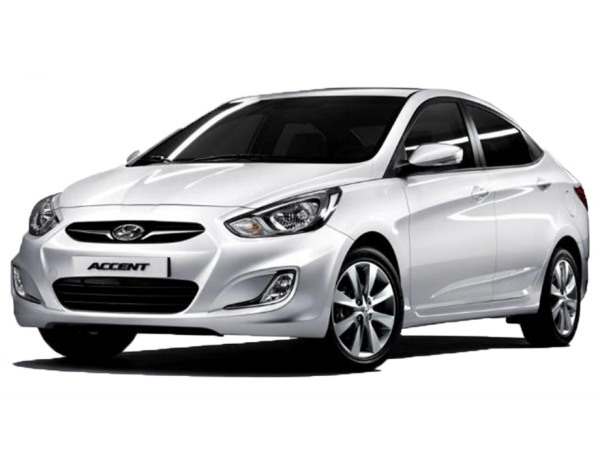 New Hyundai Accent Rb